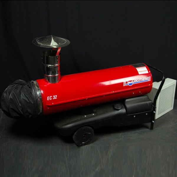 marquee heater hire