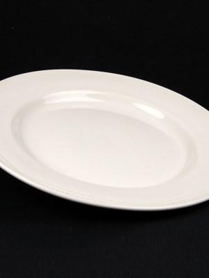 "DINNER PLATE 12"" STEELITE MONTE CARLO"