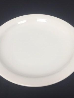 "NARROW RIM DINNER PLATE 11""/284mm CLASSICAL VALUE"