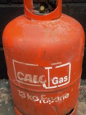 Propane Gas 13kg (Calor Gas) (cylinder must be returned)