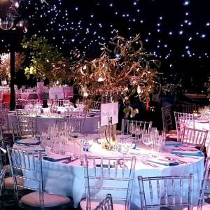 Marquee Linen Hire
