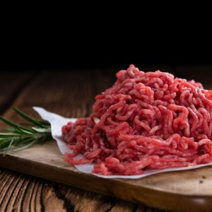 Ground Beef-93% extra lean- 1 Lb.