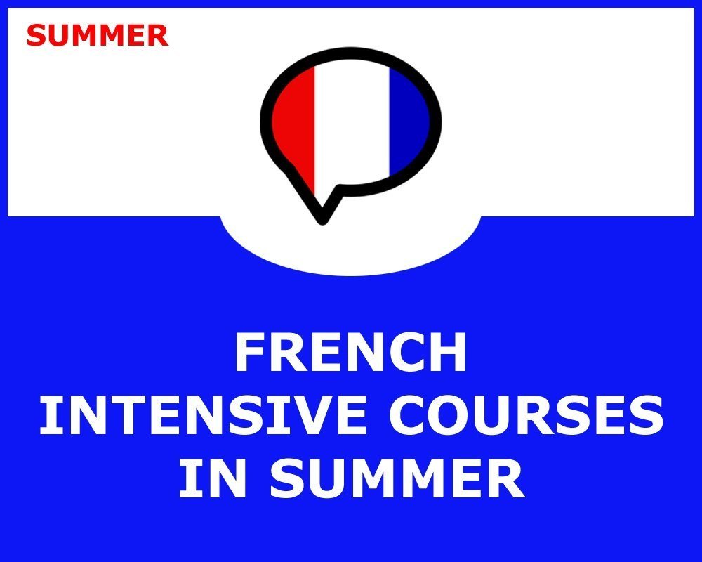 FRENCH SUMMER COURS