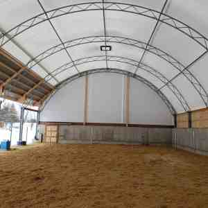 50' x 98' Cattle Barn