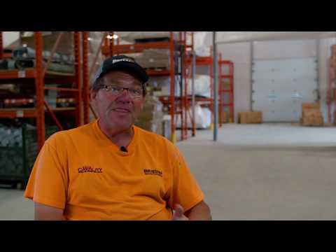 Hear from Our Distribution Team - Joe
