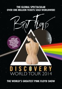 Brit Floyd - Discovery World Tour 2014
