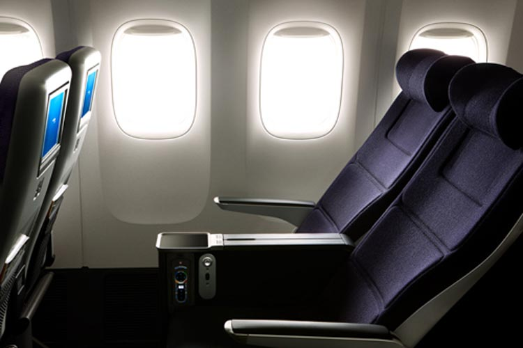 Image result for british airways premium economy
