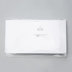 British Baby Box Product - Sheet