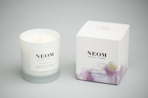 Tranquility™ scented candle by NEOM Organics London