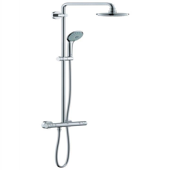 grohe euphoria 260 thermostatic shower 27296002