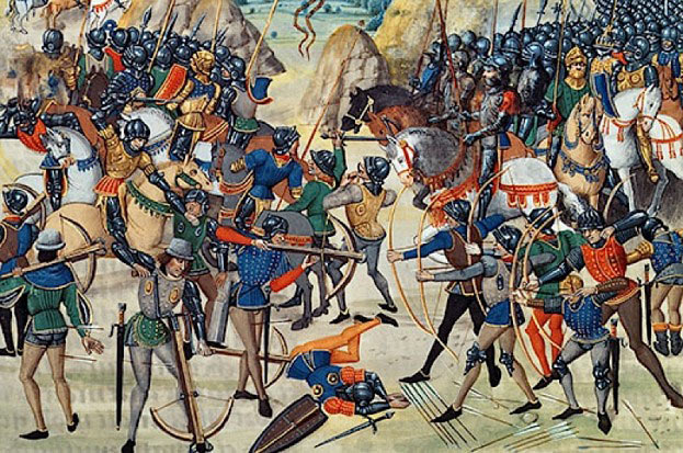 Image result for battle of agincourt