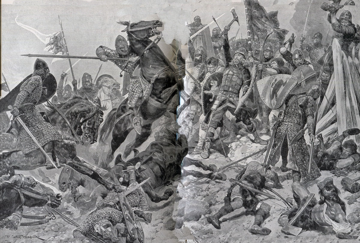 Battle Of Hastings Photos
