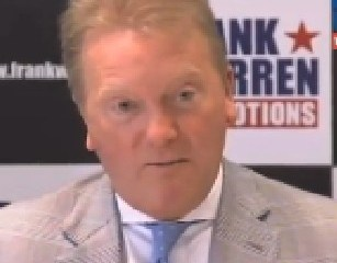 frank warren press