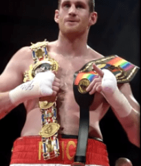david price boxer of the week