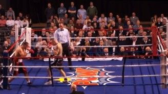 ADAM ETCHES FIRST PRO TITLE WIN