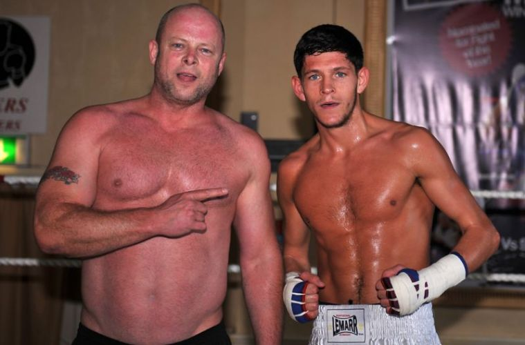 Dave hulley and Jamie mcdonnell