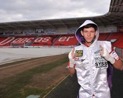 Jamie McDonnell V Julio Ceya  IBF Vacant World Title  Saturday 11th May 2013 Doncaster Rovers Keepmoat Stadium