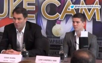 luke campbell turns professional
