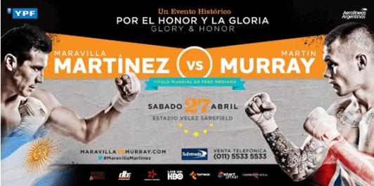 sergio Martinez v martin Murray_poster