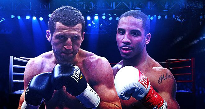 Carl-Froch-Andre-Ward rematch skysports