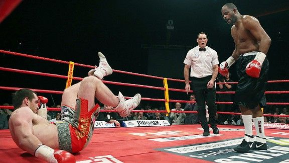 david price tony thompson ko1