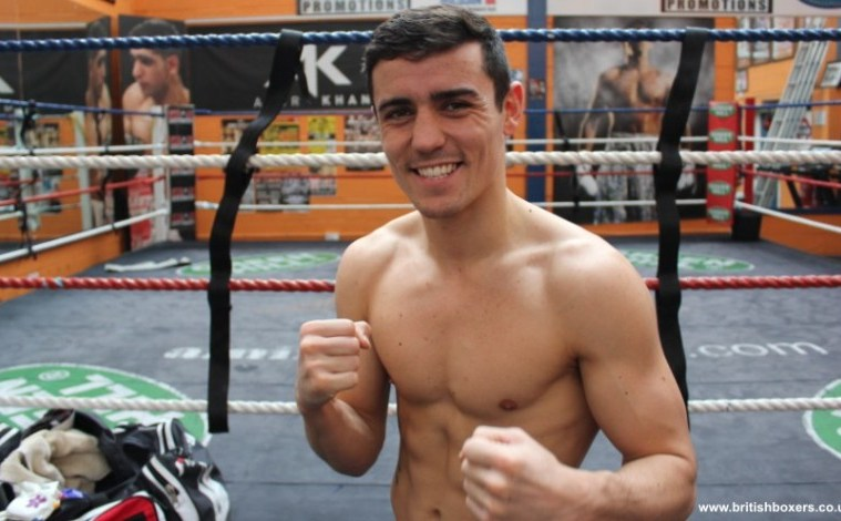 anthony crolla in gym 2013