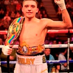 UNFINISHED BUSINESS ODDYSSEY,BELFASTPIC;LAWRENCE LUSTIGBRITISH AND COMMONWEALTH FEATHERWEIGHT TITLELEE SELBY V MARTIN LINDSAYSELBY WINS