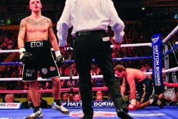 adam etches boxing