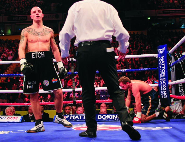 adam etches boxing
