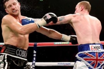 george groves carl froch commentary fight