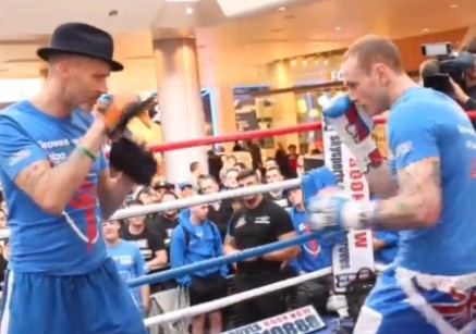 george groves pad session