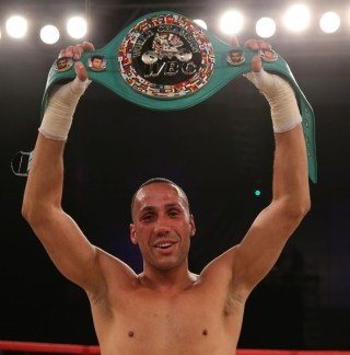 james degale winner