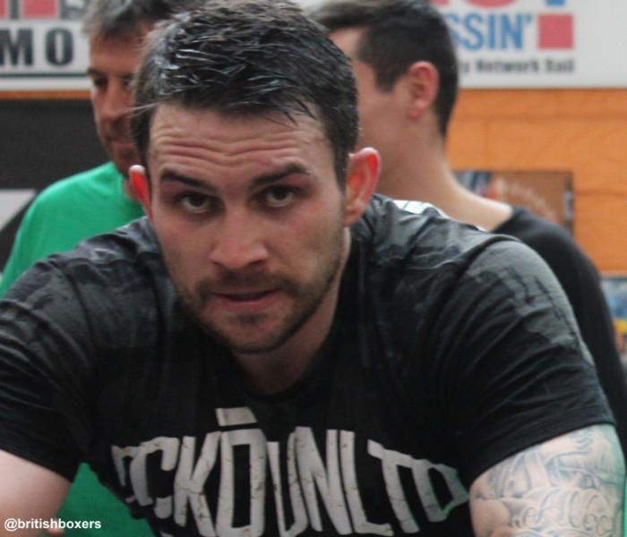 paul smith jr boxing