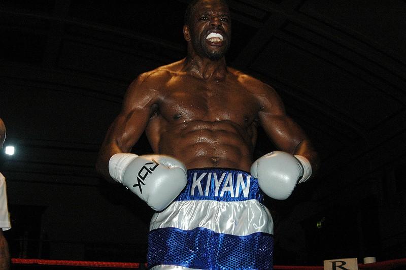 MarkPrince boxer
