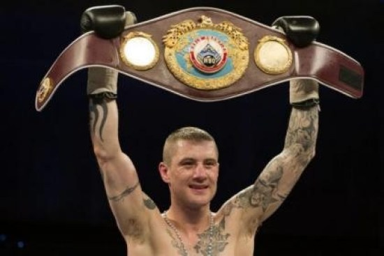 ricky burns boxing