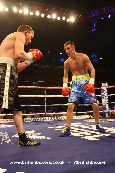 Stalker boxing
