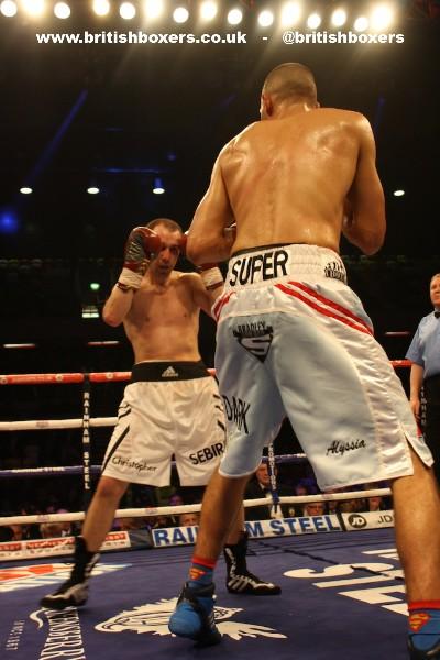 skeete boxing
