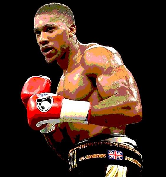 Joshua anthony heavyweight