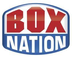 boxnation logo boxing