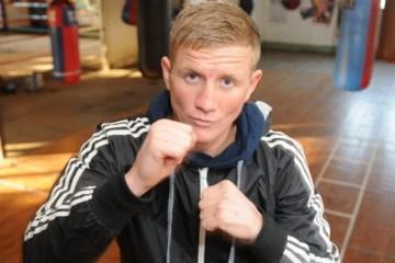 bradley saunders boxer