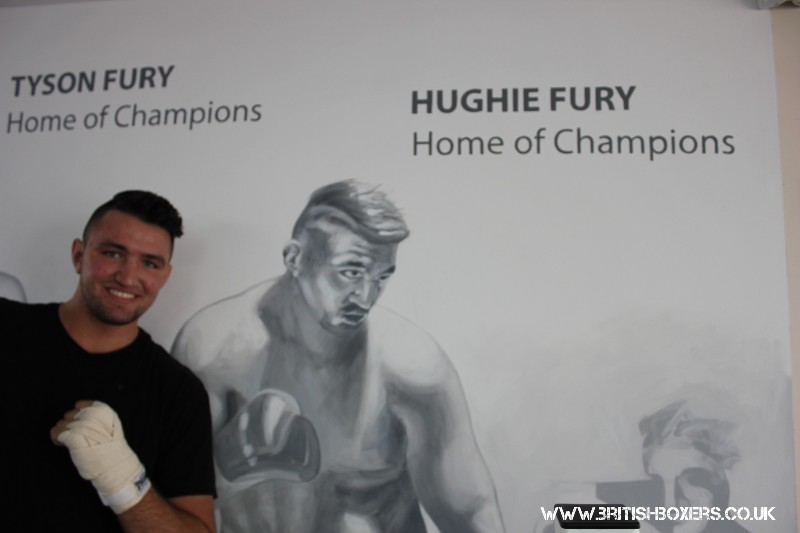 Hughie Fury can become a key player in a revitalised heavyweight division