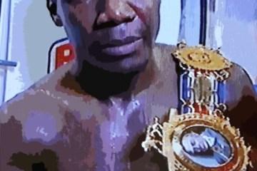 oville mckenzie british champion boxer