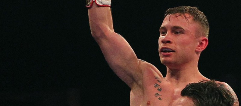 carl frampton cyclone promotions