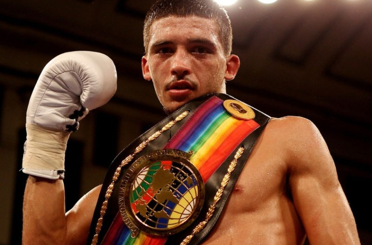 lee selby boxer belt