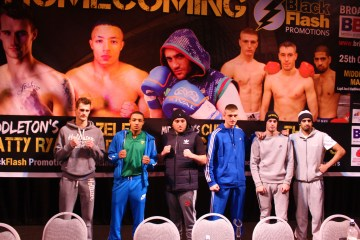Black Flash Promotions Press Confernce
