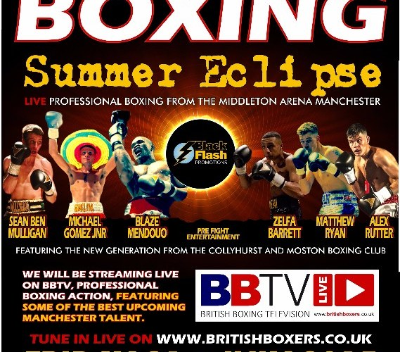 Live Pro Boxing on BBTV