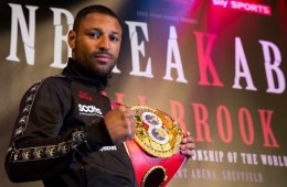 Kell Brook - confidence personified