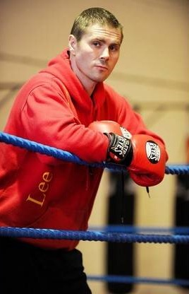 lee jones boxer