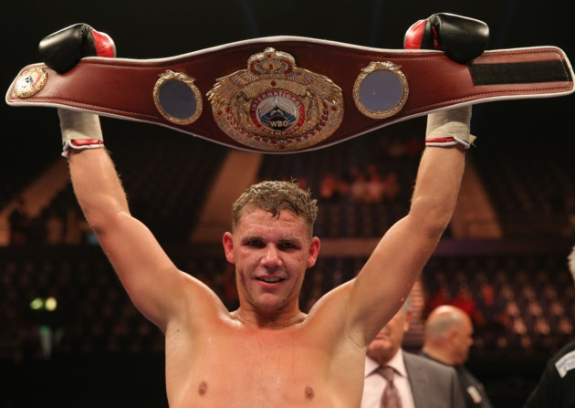 billy joe saunders-