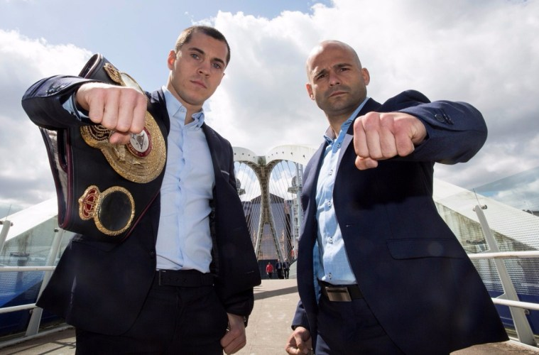 Quigg vs Martinez